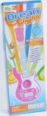 Gitara Plastikowa B/O (44x15x5)