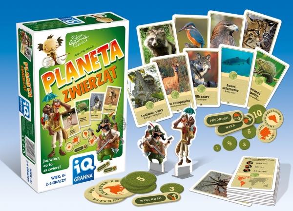 Planeta zwierząt (00277) Miłuński Filip