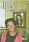 Pamięci Zofii Korbońskiej