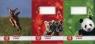 Zeszyt A5 x.book w kratkę 32 kartki 10 sztuk mix