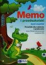 Memo i przedszkolaki Język angielski Poradnik dla rodziców i opiekunów wraz z filmami animowanymi na płytach DVD