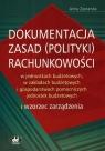 Dokumentacja zasad (polityki) rachunkowości w jednostkach budżetowych, w Zysnarska Anna