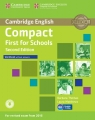 Compact First for Schools Workbook without Answers + Audio Thomas Barbara, Matthews Laura