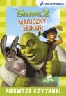 Dream Works Pierwsze czytanki Shrek 2 Magiczny eliksir (poziom 2)