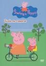 Świnka Peppa Jazda na rowerze