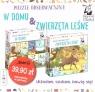 Pakiet: W domu+Zwierzeta leśne puzzle obserwacyjne
