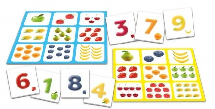 Lotto: Fruits & Numbers (52677)