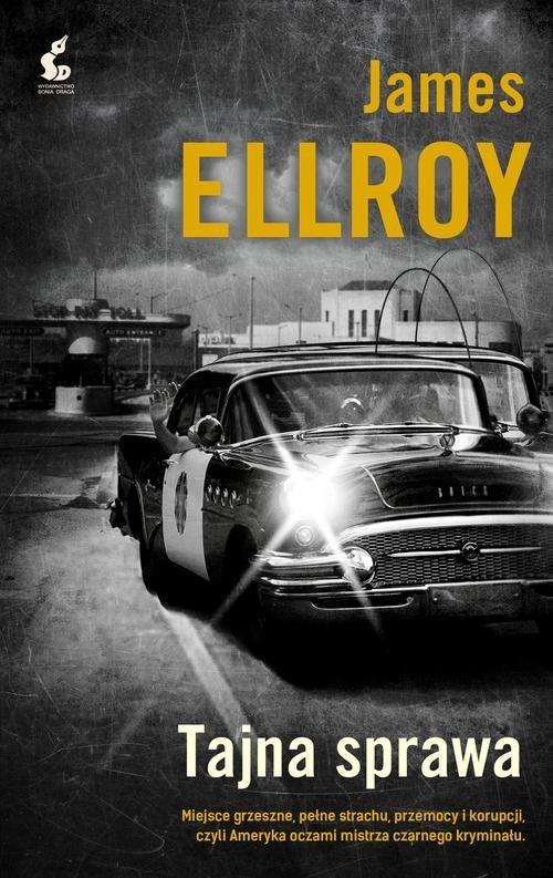 Tajna sprawa Ellroy James