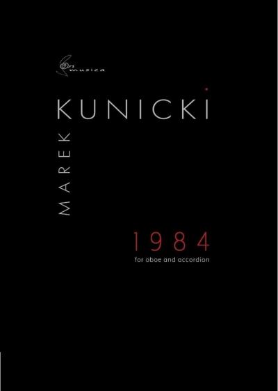 1984 na obój i akordeon Marek Kunicki