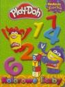 Play-Doh. Nauka dla zucha. Kolorowe liczby