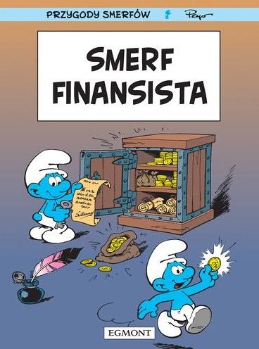 Smerf finansista Philippe Delzenne, Thierry Culliford