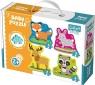 Puzzle Baby Classic: Zwierzątka leśne (36077)