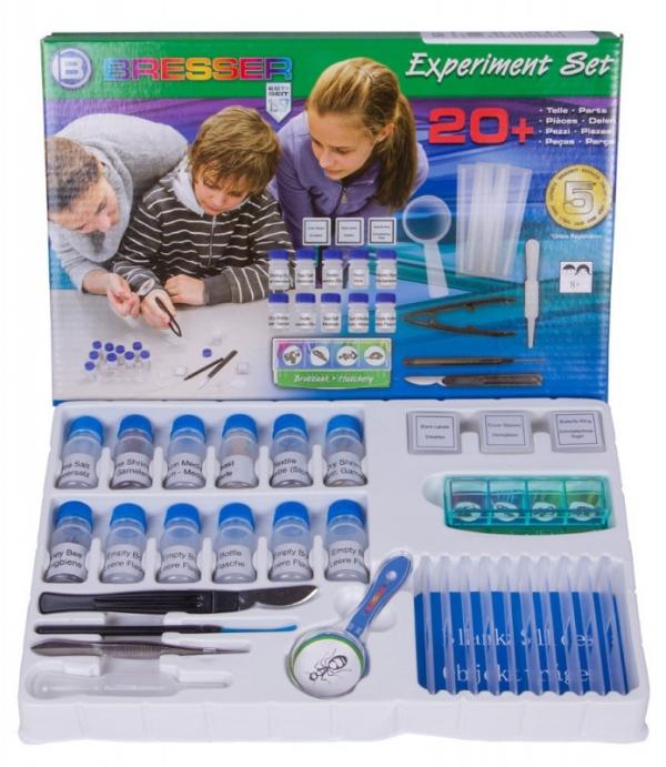 Zestaw do eksperymentów Bresser Junior (69824)