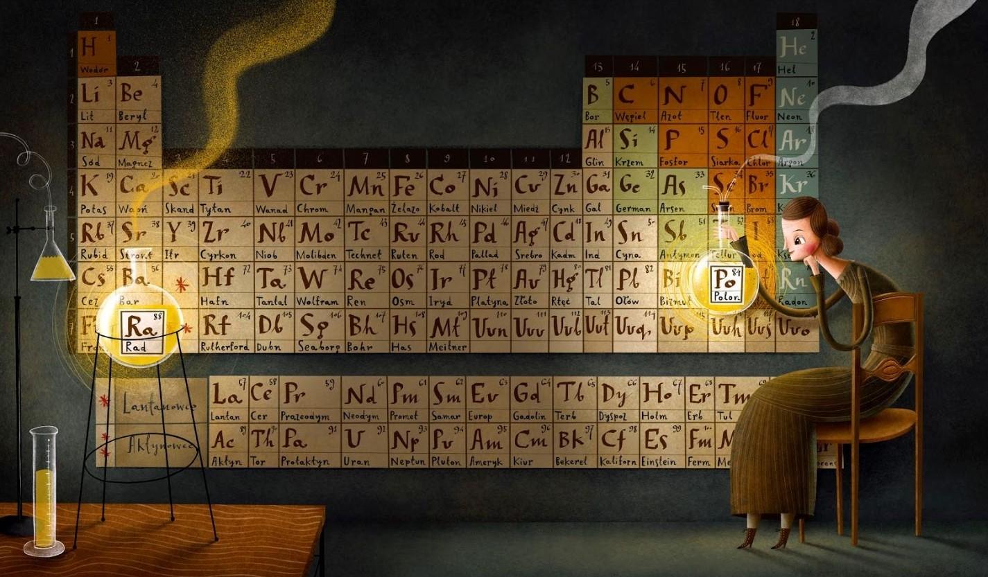Wielcy naukowcy Jamkowski Marcin