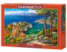 Puzzle 1500 French Riviera (C-151776)