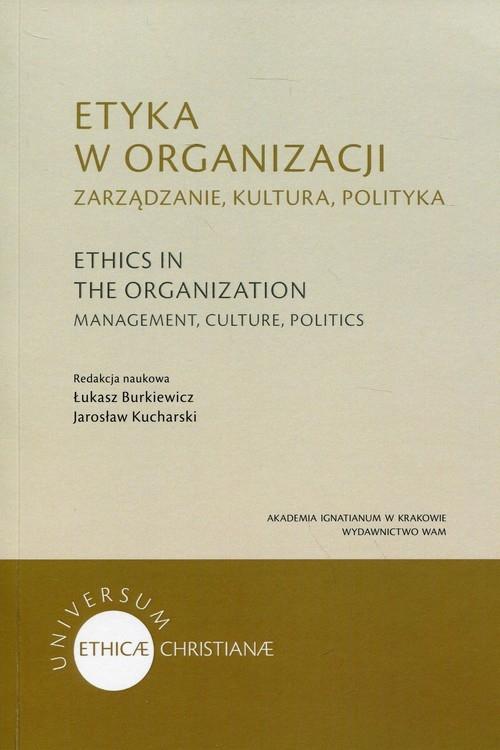 Etyka w organizacji