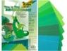 Arkusze piankowe 20x29cm zielone 2310-94