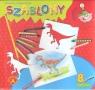 Szablony Dinozaury - zabawka edukacyjna (0577)