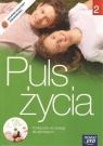 Puls życia 2 Biologia Podręcznik z płytą CD