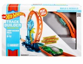 Hot Wheels Track Builder Unlimited: Pętla z przyspieszeniem - zestaw do