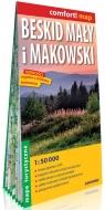 Beskid Mały i Makowski laminowana mapa turystyczna 1:50 000