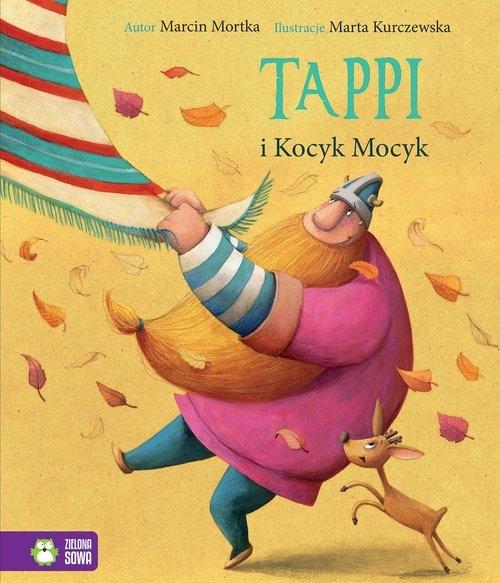 Tappi i Kocyk Mocyk Mortka Marcin