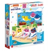 Puzzle SuperColor 2w1: Baby Shark (24777)