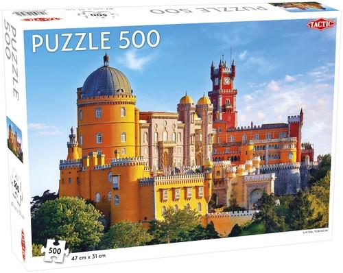 Puzzle 500: Sintra, Portugalia
