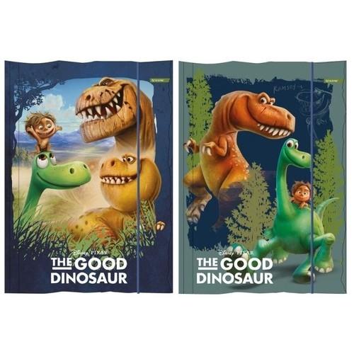Teczka z gumką A4 Dobry Dinozaur