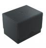 Ekskluzywne pudełko Sidekick Convertible na 100+ kart - Czarne (00777)