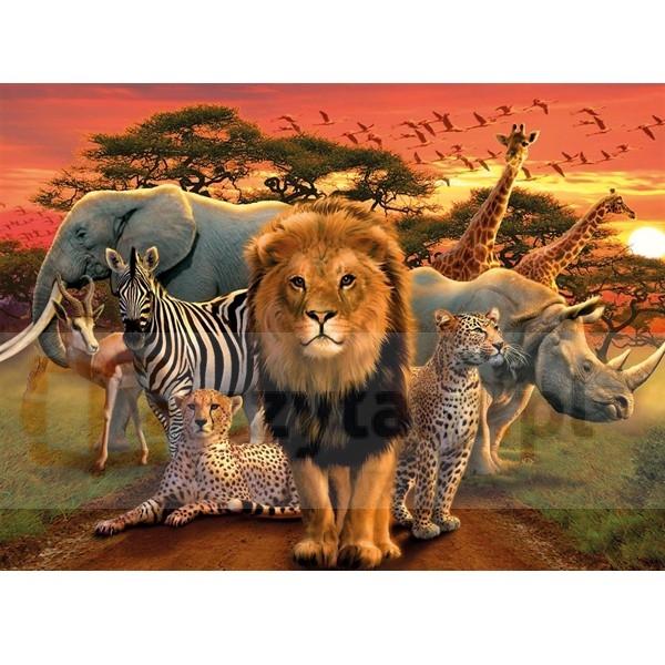 RAVEN. 500 EL. Afrykańskie Zwierzęta (141777)