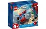 Lego Marvel Spider-Man: Pojedynek Spider-Mana z Sandmanem (76172)