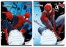 Zeszyt A5 Spider-Man w kratkę 16 kartek mix