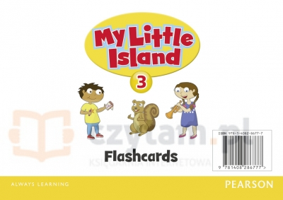 My Little Island 3 Flashcards Leone Dyson