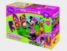Minnie Mouse Giant Puzzle dwustronne + mazaki