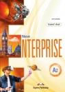 New Enterprise A2 Student's Book + DigiBook (edycja międzynarodowa)