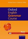 Oxford English Grammar Coures Basic w/key