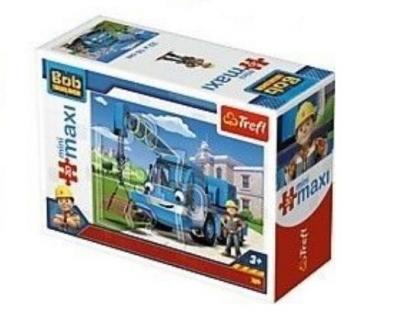 Puzzle 20 miniMaxi: Bob i maszyny 1