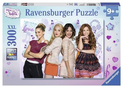 Puzzle XXL Violetta Muzyczna Pasja 300 (131778)