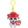 Maskotka brelok Beanie Babies Psi Patrol - Marshall (41277)
