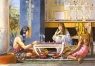 Puzzle 1000 Copy of Egyptian Chess Players, Sir Lawrence Alma-Tadema (102778)