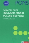 Pons Słownik mini rosyjsko - polski, polsko - rosyjski
