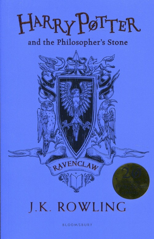 Harry Potter and the Philosopher's Stone Ravenclaw Edition Rowling J.K.