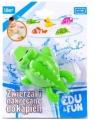 Zabawka do wody Zielony Krokodylek Edu&Fun