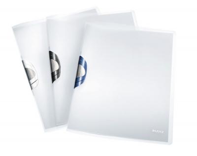 Skoroszyt Leitz ColorClip Magic A4 - niebieska (41740035)