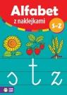 Alfabet z naklejkami S - Z