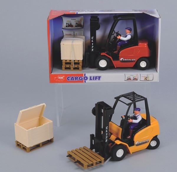 DICKIE Wózek widłowy Cargo Master (203414877)