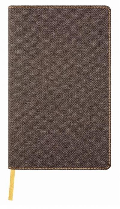 Notatnik 13x21cm gładki Castelli Harris Brown