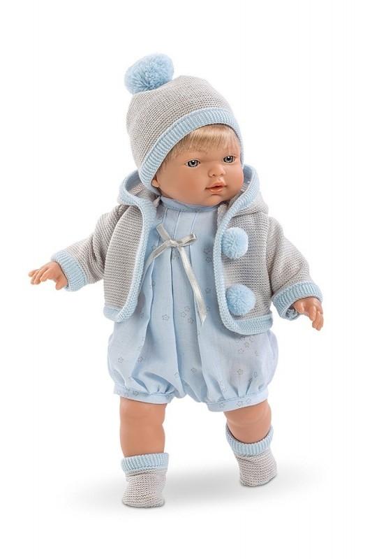 Lalka Roberto płacząca 33 cm (33277)