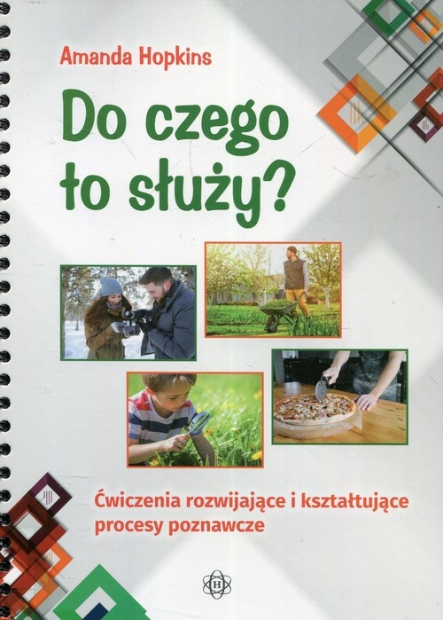 Do czego to służy? Hopkins Amanda